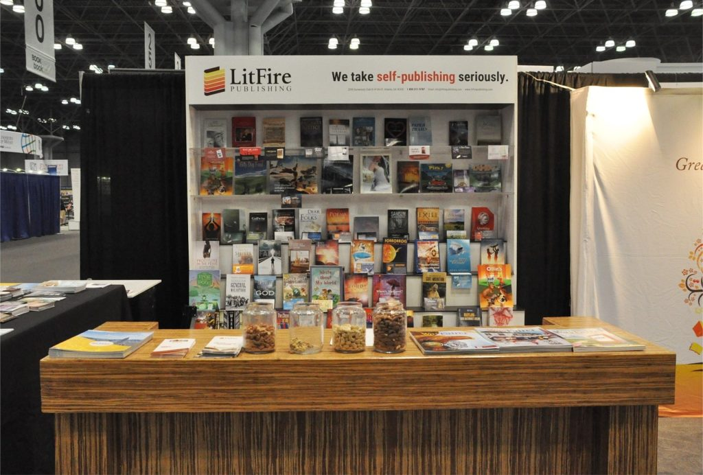 LitFire's joins BookExpo America