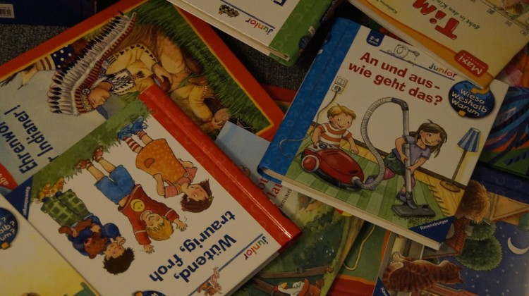Easy Steps to Follow when Creating Children's Books
