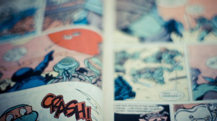 Top Tips on How to Write a Comic Book for Kids