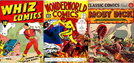 disadvantages of reading comic book 5 reasons to start reading comic books  still, not everyone has hopped on the comic book and graphic novel train some people don't take comic books as seriously as they take other books, and most people don't realize the benefits of reading these visual masterpieces so, what are some of the benefits of reading comic books.