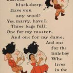 Learning from Popular Nursery Rhymes to Creating Your Own